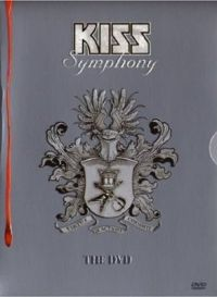 Cover KISS - Symphony - The DVD [DVD]